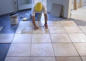 Tile Flooring Installation Fishers